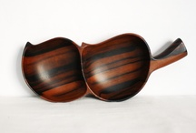 Carved Wood Bowl Projects / Projects and inspiration for us of Arbortech's power carving tools.