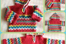 niños  crochet