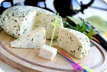 domácí sýr a jiné