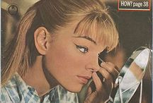 "Vintage ""Teen"" Magazine Covers"