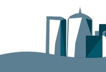 SmartCities / Le città del futuro, all'insegna della sostenibilità e del progresso. Future cities: green, new and improved.