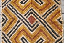 Native textile design