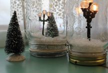 Snowglobes / by Brittany Erickson