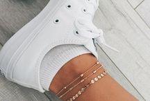 Łańcuszek na nogę