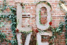 Urban Wedding - Flower inspiration