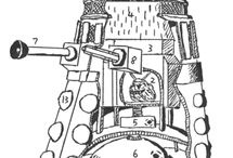 Dalek stuff