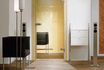 Interior Glas Design / Interior Glasdesign Doors