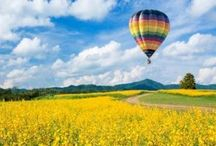 Air , Helicopters & Balloon Tuscany Tours