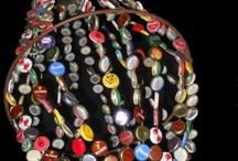 jars, lids, etc. / by Sherry Bordwell