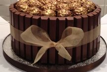 Cakes for him / these are some design ideas