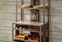 Furniture - Bakers Rack