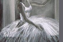 balerina chalk