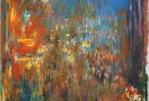 ART: Monet  / by Greta Hansen-Money