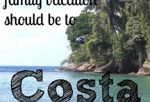 Travel to Costa Rica / Tips, tricks, sights to see, and more for families visiting Costa Rica.