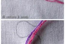 easy embroidery...