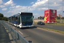 Lubię autobusy. / Zbieram materiały o autobusach MPK.