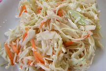 salades (low carb)