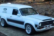 Ford Mk2 Panelvan