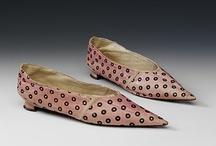 Zapatos de todas las épocas.