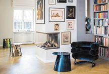 Pli Side Table - classicon / Mit dem Beistelltisch Pli holt die französische Designerin Victoria Wilmotte ein Objekt von ungewöhnlich kristalliner Eleganz und verblüffender Geometrie in den Wohnraum. Die Knicke und Faltungen, von denen Pli seinen Namen bezieht, lassen den Edelstahlfuß fast wie einen überdimensionalen geschliffenen Edelstein erscheinen.