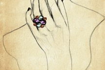 Jewellery Illustration / by Dubious Design