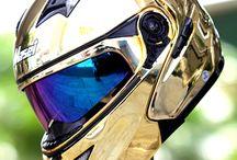 Custom Helmets / by Cycle Trader
