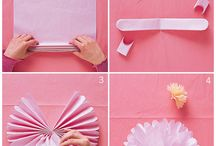 Party Decor / by Sue Sykes