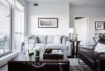 Contemporary Condo Living / Remington High Rise worked with the design team at GlucksteinHome to create Nexus Condominiums located in Downtown Markham.  Excellent craftsmanship and fabulous finishes for elegant and luxurious condo living.
