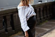 Pregnant Street Style