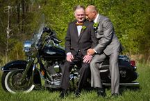 Tie-the-Knot Tuesday / Featuring gay weddings in and around Philadelphia, Pennsylvania.  / by G Philly