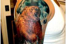 Tatuaje cu animale