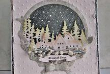 KARTKI - Boże Narodzenie