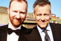 Mystrade ~ Mark & Rupert