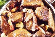 plat chaud viande