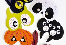 Halloween Craft ideas / A board filled with fun Halloween craft ideas for the kids to enjoy during the spooky season.