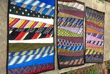 Quilts-Neckties