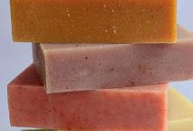 natural soaps/soap making