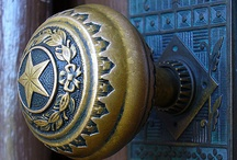 Doors, Knobs and Handles / by Kathy McNeil