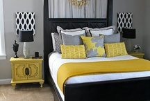 Decorating - Master Bedroom / by Tanya Moulds