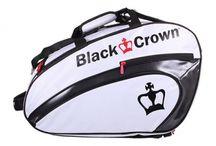 Paleteros BLACK CROWN Pádel