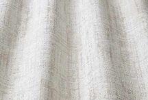 White and cream fabrics