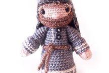 Crochet - Kerststal