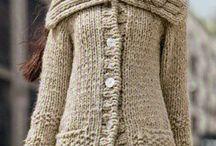 cappotto maglia donna