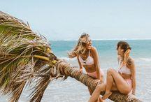 swim style {Aloha Inspired}