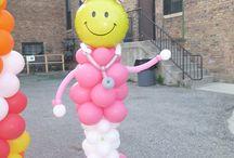nurse balloon