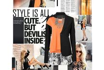 Style our bags! Polyvore / Get creative and tell us how you would wear our bags!