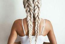 Stylische Frisuren