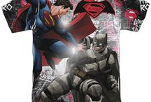 Superman V Batman / Anything Superman V Batman