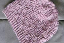 Knitting and Crocheting hats