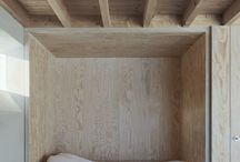 Architecture: Bedspaces